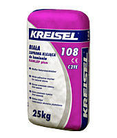 Kreisel NATURSTEIN-KLEBER 108 Белая эластичная клеевая смесь для натурального камня