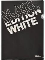 """Уголок """"Leo"""" А4 """"Black Edition""""№490616"""