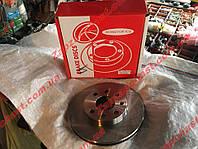 "Диск тормозной передний Ланос Сенс Lanos Sens 1.5 (13"") Aurora BD-DW0010F \90121445"
