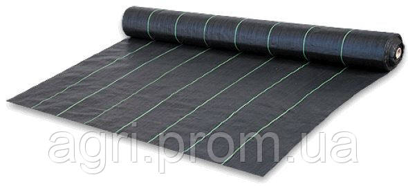 Агроткань чёрная 100 г/м² (1,6*100м)
