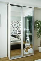 Раздвижные двери для шкафов купе 2400х1200