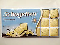 Шоколад Schogetten Stracciatella 100г