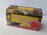 """Удобрение Новоферт  """"РОЗА""""   NPK  14-8-20+2MgО+6S+МЭ  250 гр."""