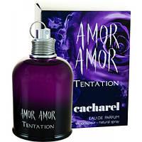 Cacharel Amor Amor Tentation edt 100ml. Загадочный, пьянящий, шлейфовый аромат 3758