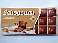 Шоколад Schogetten Cappuccino 100г