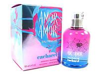 Cacharel Amor Amor Eau Fraiche edt 100ml, беззаботный, дерзкий аромат 4891