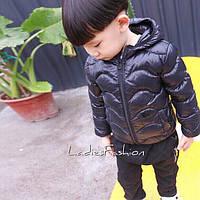 Детская куртка демисезонная на синтепоне