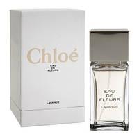 Chloe Eau De Fleurs Lavande edt 75ml, деликатный, воздушный аромат 4903