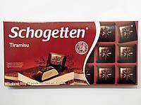 Шоколад Schogetten Tiramisu 100г