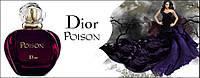 Christian Dior Poison edt 100 ml,  загадочный, смелый, пряный аромат