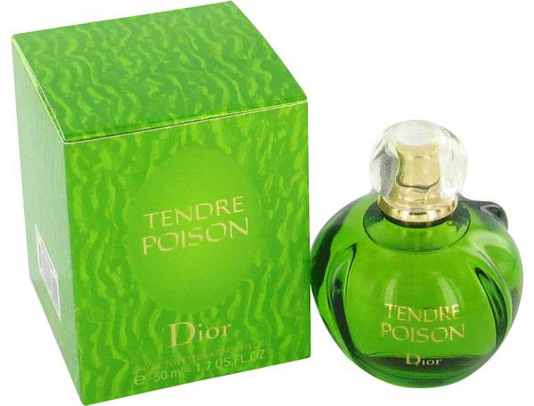 Christian Dior Poison Tendre 100 ml, нежный, обольстительный, страстный аромат 4911