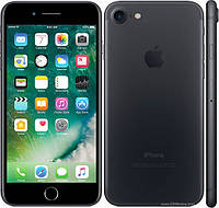 IPhone 7. 4.7''.3G.RAM 4GB.ROM 16,32,64,128GB.8 и 8мПикс.Matte black+защитная плёнка на экран
