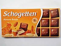 Шоколад Schogetten Almond Brittle 100г