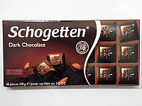 Шоколад Schogetten Dark Chocolate 100г