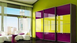 Шкафы-купе, гардеробные, перегородки, межкомнатные раздвижные двери (по идивидуальным размерам)