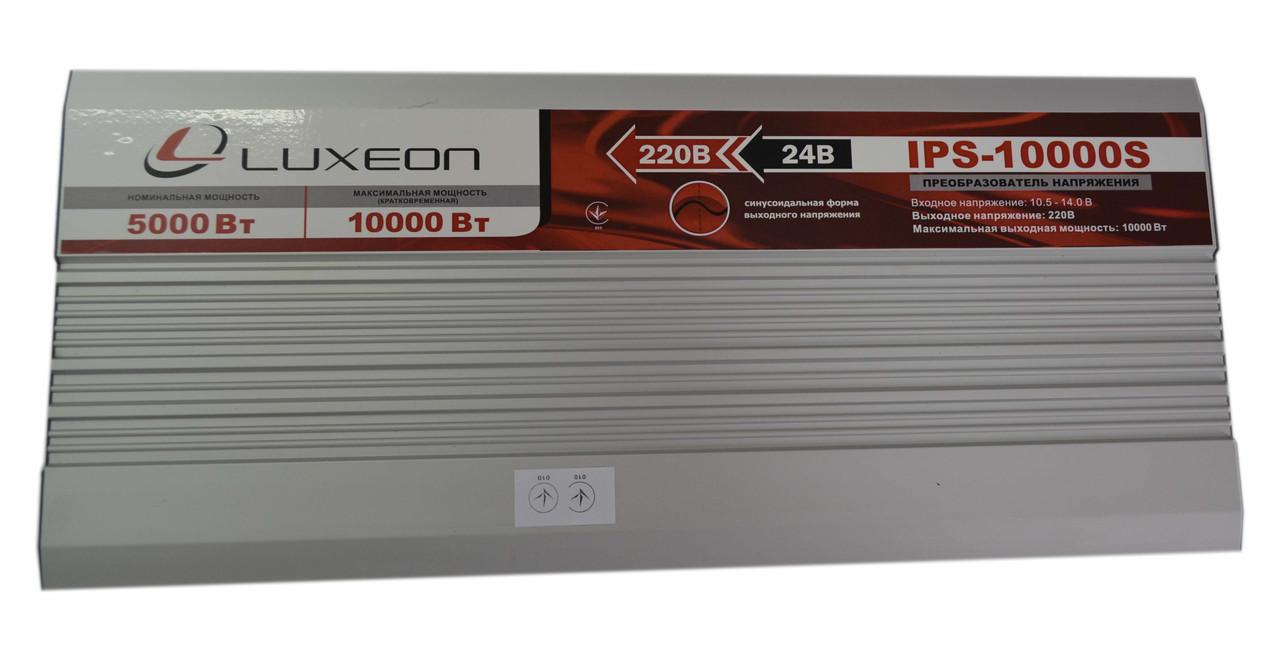 Инвертор LUXEON IPS-10000S