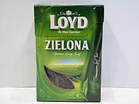 Чай зелёный Loyd Zielona 80г