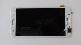 Дисплей с сенсором Samsung J710 Galaxy J7 White оригинал, GH97-18855C