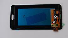Дисплей з сенсором Samsung J710 Galaxy J7 White оригінал, GH97-18855C, фото 3