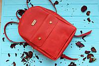 Кожаный рюкзак Сильвер