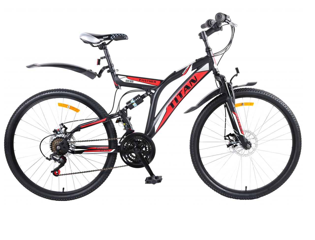 """Горный велосипед Titan Panther 26"""" 2017"""