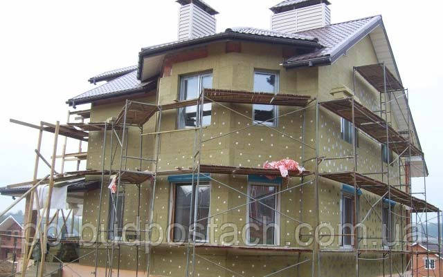 Що потрібно знати при виборі мінеральної вати для утеплення будинку