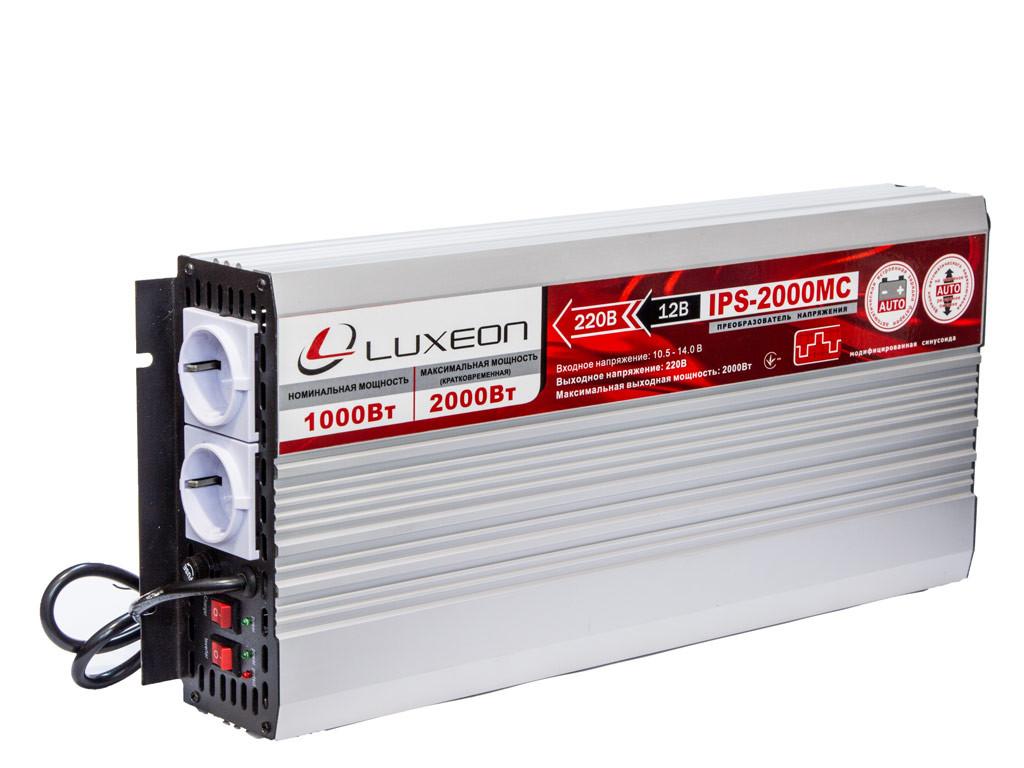 Инвертор LUXEON IPS-2000MC