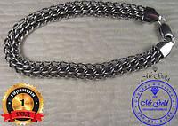 Мужсской серебряный браслет КАРДИНАЛ