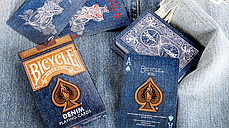 Карты игральные | Bicycle Denim Playing Card by Collectable Playing Cards, фото 3