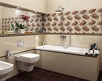 Плитка облицовочная для ванной кухонь Церсанит DIVA