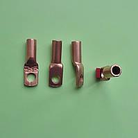 Наконечник (клемма) ТМ 25-8-7 кабельный, медный, под опрессовку