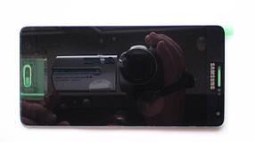 Дисплей с сенсором Samsung A700 Galaxy A7 Black оригинал, GH97-16922B