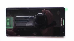 Дисплей с сенсором Samsung А700 Galaxy А7 Black оригинал, GH97-16922B, фото 2