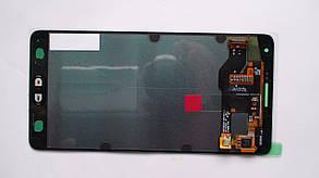 Дисплей с сенсором Samsung A700 Galaxy A7 Black оригинал, GH97-16922B, фото 2