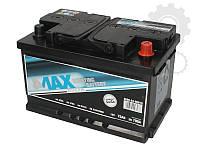 Аккумулятор 4Max Bateries 75Ah / 700A R+ 0608-03-0007Q