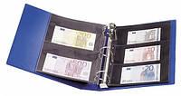 Альбом для банкнот в футляре Fischer Optima