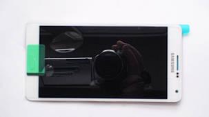 Дисплей с сенсором Samsung A700 Galaxy A7 White, GH97-16922A, фото 2