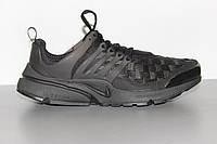 Мужские кроссовки Nike Air Presto SE All Black