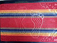 Придверный коврик на резиновой основе 40*60