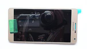 Дисплей с сенсором Samsung A700 Galaxy A7 Gold оригинал, GH97-16922F, фото 2