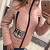 Куртка весенняя матовая плащевка, фото 6