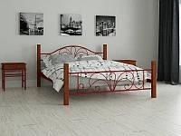 """Кованая кровать """"Виктория"""" 140"""