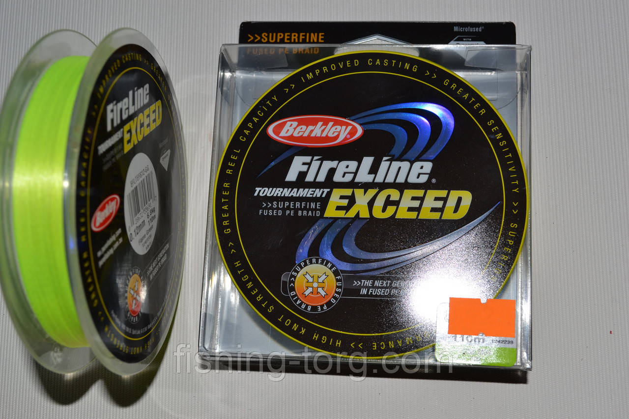 Шнур FIRELINE-EXCEED-0.10mm