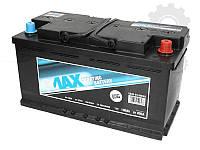 Аккумулятор 4Max Bateries 100Ah / 800A R+ 0608-03-0008Q