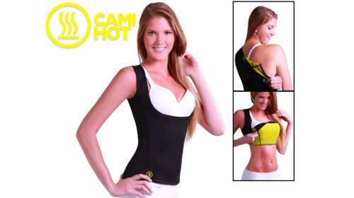 Футболка для похудения Cami Hot Shapers