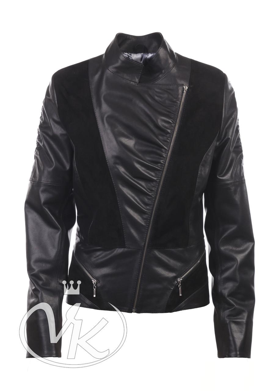 Комбинированную Куртку Купить