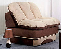 Кресло бескаркасное Люси съёмный чехол на перине
