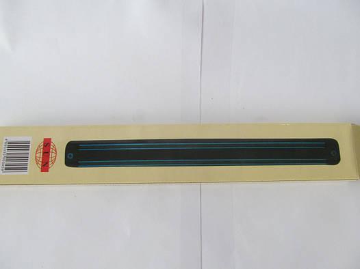 Магнитная планка держатель для ножей и инструментов 33см