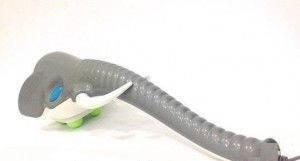 Вибрационный массажер Elephants Ceramic Quadriceps Massage YX-805 Слон 30 Вт