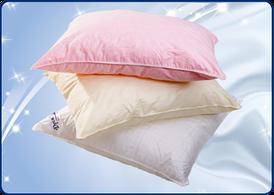 Подушка 100% перо 40х60 см